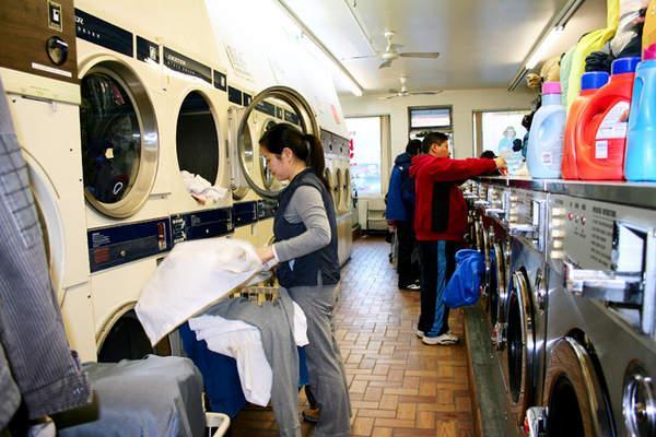 洗衣店十大加盟品牌UCC国际洗衣