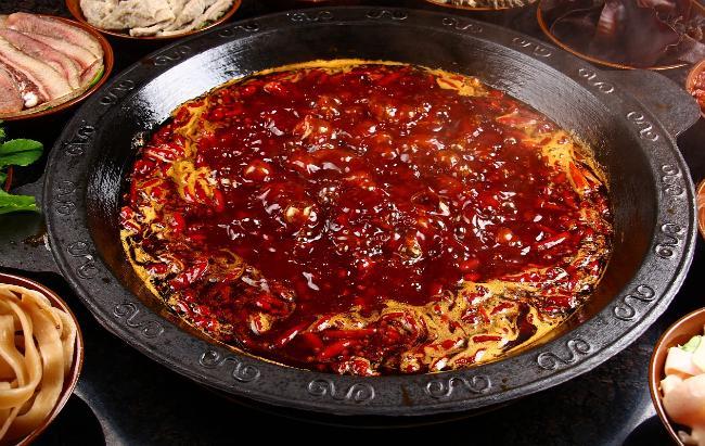 重庆本地人吃什么火锅