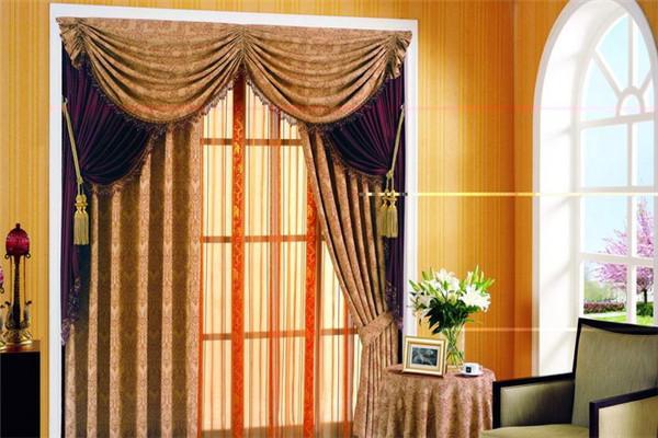 办公室家庭会议室酒店学校窗帘装饰品牌