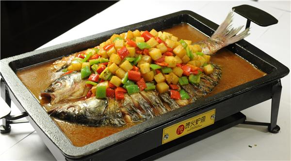 馋火炉鱼加盟品牌的烤鱼味道究竟吃不好吃?