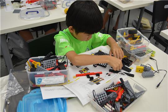 日本修曼机器人教育
