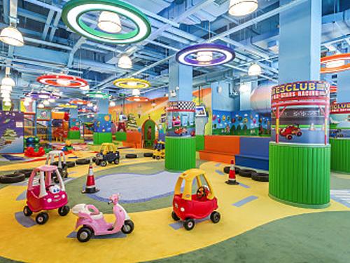 巨龙游乐儿童乐园