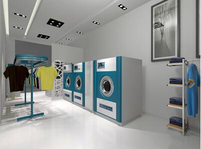 加盟干洗店利润怎样洗衣店赚钱吗