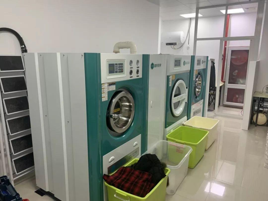 干洗店加盟选择UCC国际洗衣好吗?