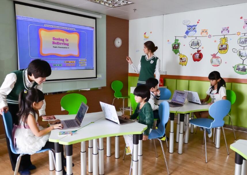 多媒体在少儿英语课堂的好处