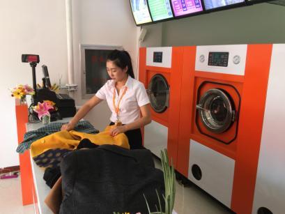 中小型创业项目干洗店的品牌优势