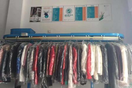 加盟干洗店连锁品牌有风险需谨慎