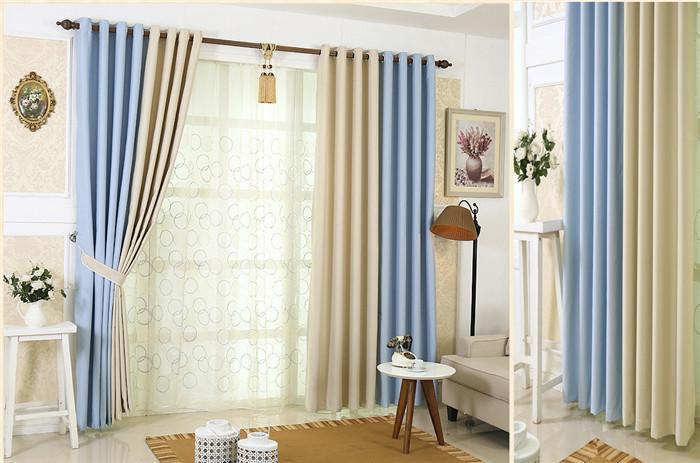 品牌加盟窗帘杆颜色怎么搭配
